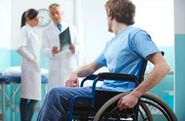 Медэкспертиза для инвалидов