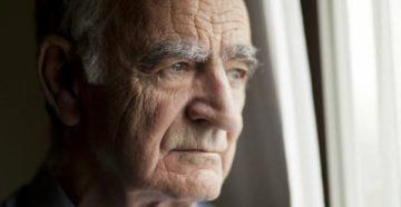 Фото пожилого мужчины